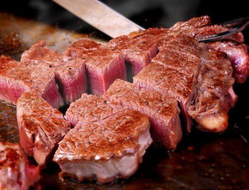 La Vaca Sashi, la mejor carne de vacuno del Mundo en el 2018, en Cárnicos Ortega